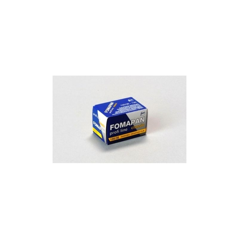 Fomapan 24x36 100 ISO 36 poses