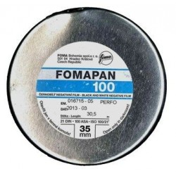 Fomapan 100 35 MM/30,5 m