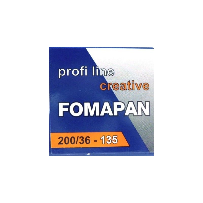 Fomapan 24X36 200 ISO 36 poses