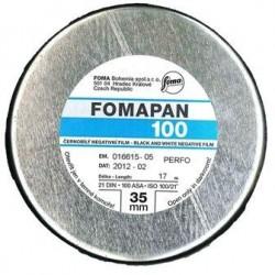 Fomapan 100 35 MM/17 m