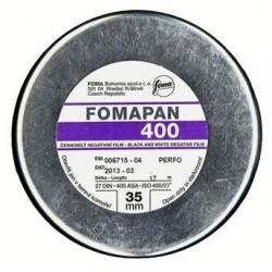 Fomapan 400 35 MM / 17 m