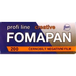 FOMAPAN 200 Creative 120 - 6x6 / 6x9 CM