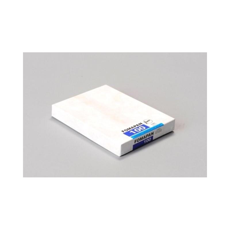 Plan film 100 ISO 4x5