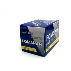 Fomapan 24x36 100 ISO 24 poses
