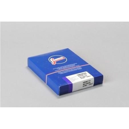 Fomaspeed 311 brillant Format 8x10 ( 20x25) 100 feuilles