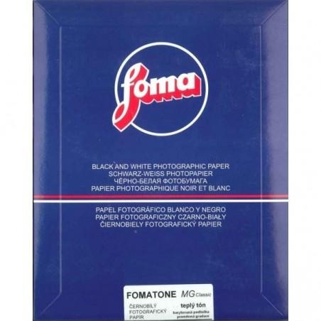 Fomatone 131 brillant 20x25 (8x10) / 25 Feuilles