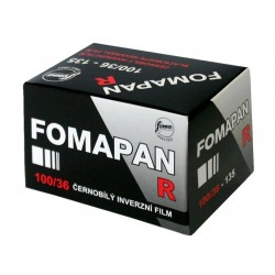Film inversible Fomapan R100