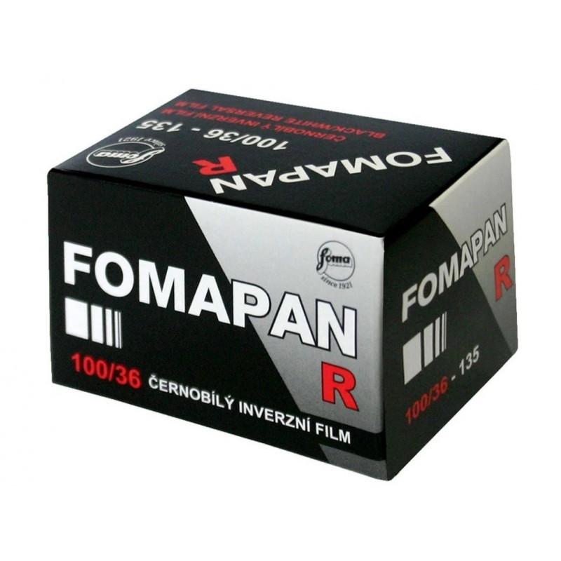 Film inversible Fomapan R100